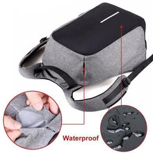 Load image into Gallery viewer, Anti-Theft Waterproof Multi-Function Backpack - Deal Gamed