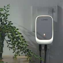 Load image into Gallery viewer, LDNIO LED Power Touch Lamp 4 USB Ports 4.4A Charger A4405 - Deal Gamed