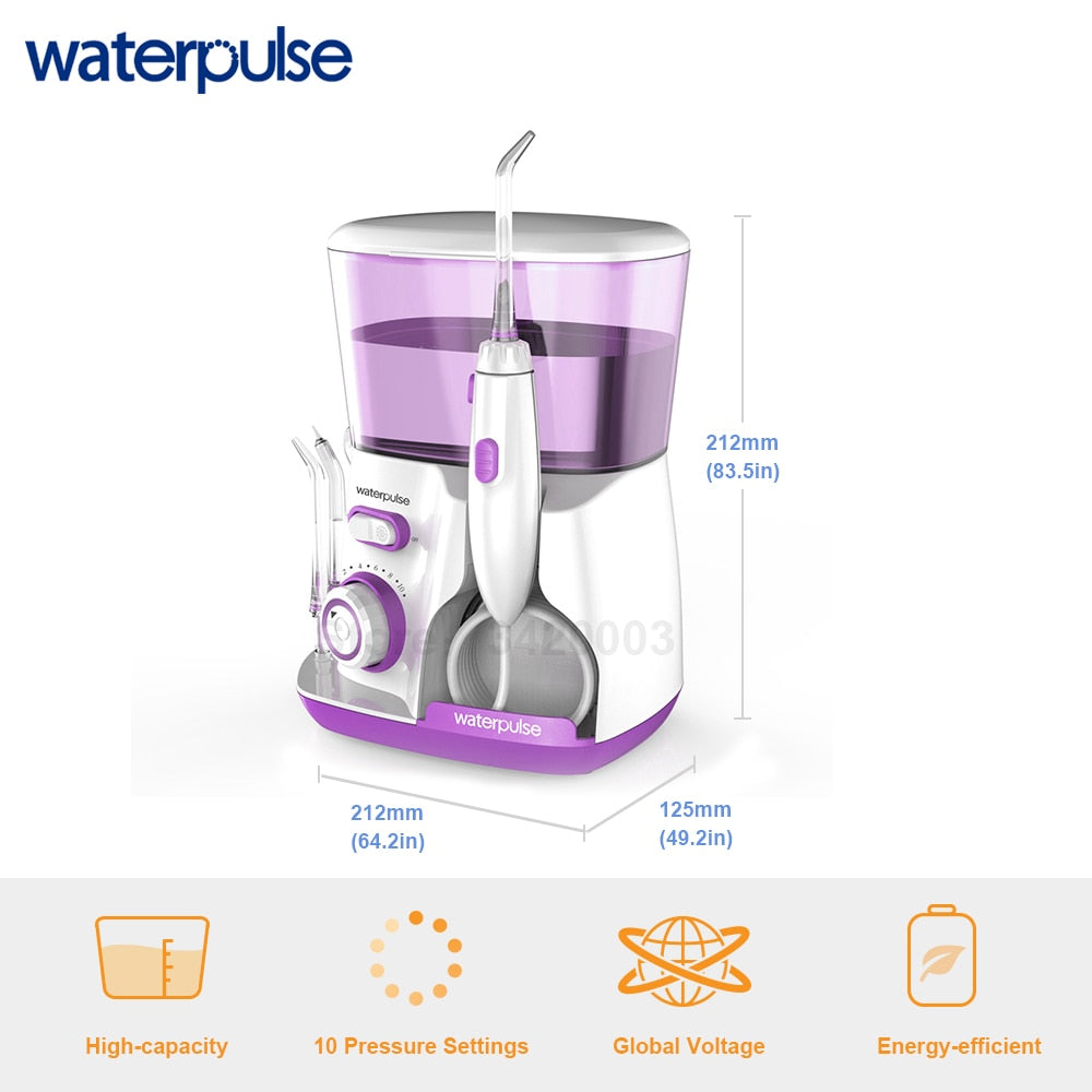 Electric Oral Irrigator Dental Flosser