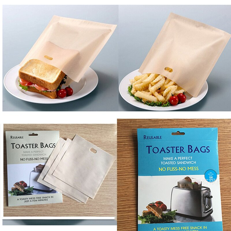 Toaster Bags ( Pack of 10 )