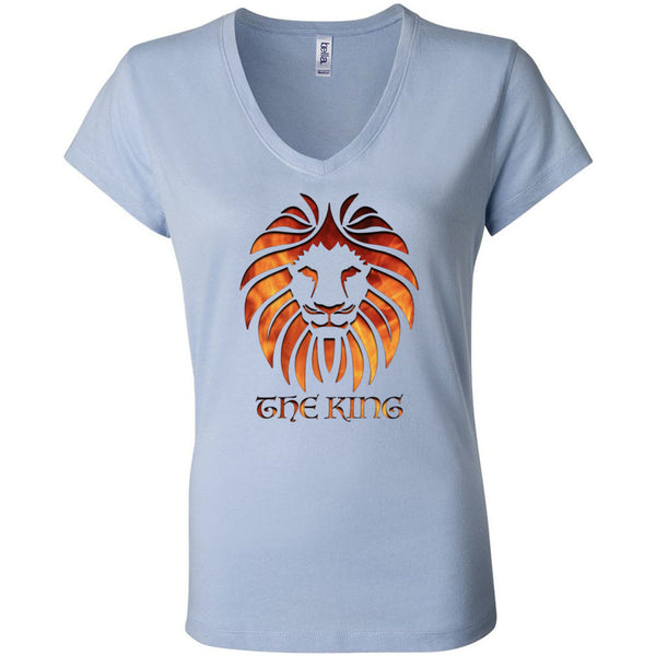 The Lion King Women's V-neck T-Shirt