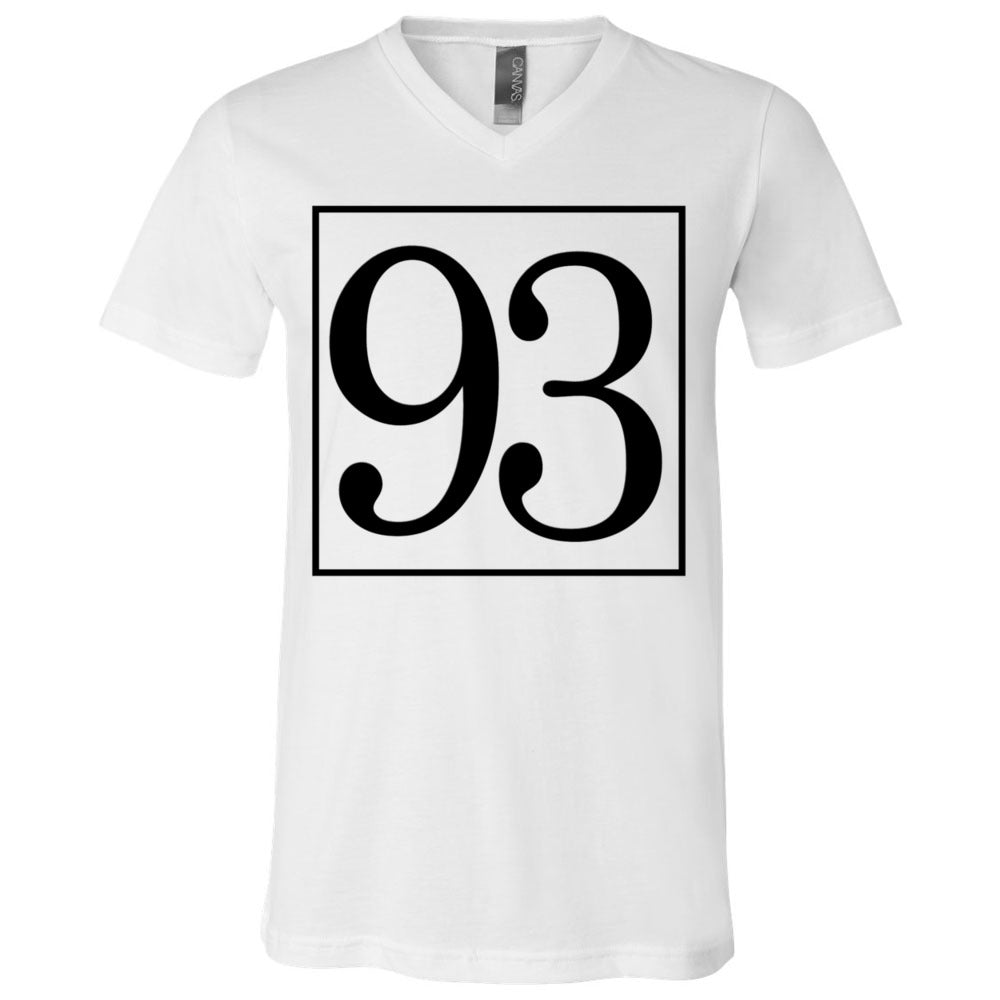 93 The Perfect Year Men's V-Neck T-Shirt