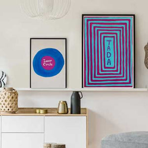 Quirky Art Prints by David Barkhau