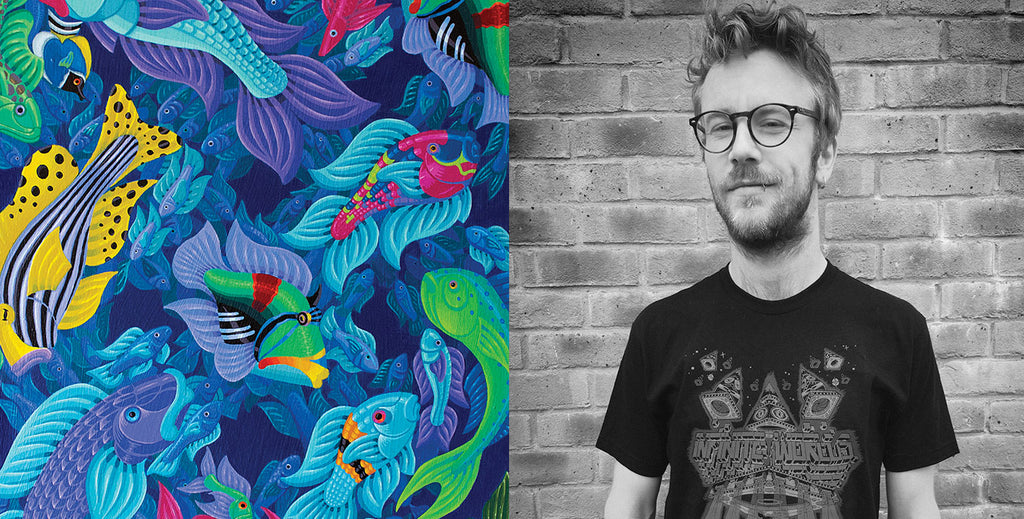 A Chat with illustrator Peter Edwards