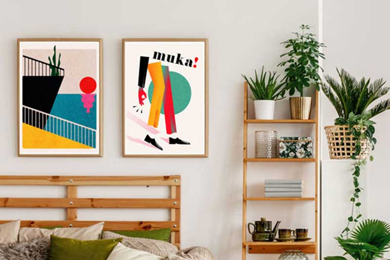 Gorgeous Contemporary Art Prints