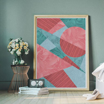 Geometric Art Prints