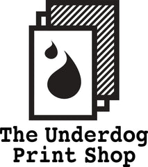 The Underdog Print Shop Logo