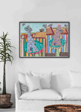 Load image into Gallery viewer, City LII In a Traditional Lounge Interior