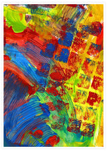 Load image into Gallery viewer, Rezzo Acrylic Abstract Art
