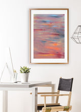 Load image into Gallery viewer, The Sun Will Come Out Painting Art on a wall