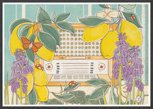 Load image into Gallery viewer, A Lifetime in a Garden Botanic Art Print