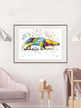 Load image into Gallery viewer, Anteater Wall Poster