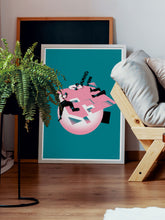 Load image into Gallery viewer, Broken Stylish Art Print