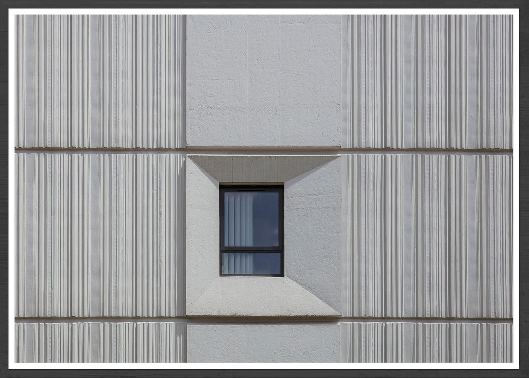 Minimal Cecil Street Building Photography Print