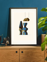 Load image into Gallery viewer, Dusk 3 Still Life Wall Art