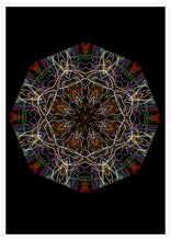 Load image into Gallery viewer, Endymion Symmetry Art Print not in a frame