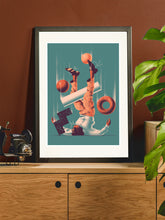Load image into Gallery viewer, Fall Art Poster Print
