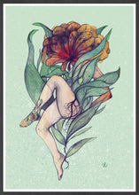 Load image into Gallery viewer, Flourish Nature Art Print