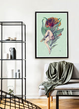 Load image into Gallery viewer, Flourish Nature Wall Art Print