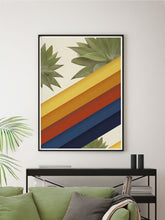 Load image into Gallery viewer, Retro Ramp Geometric Print
