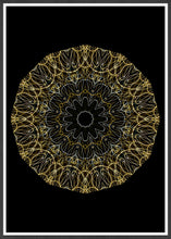 Load image into Gallery viewer, Lazarus Mandala Pattern Print