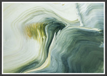 Load image into Gallery viewer, Malham 2 Macro Art Print in a frame