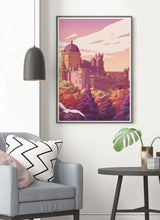 Load image into Gallery viewer, Pena Palace Portugal Travel Print