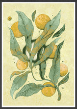 Load image into Gallery viewer, Planet Plant Botanical Art Print