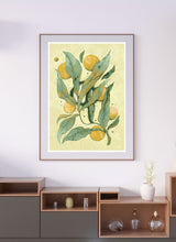 Load image into Gallery viewer, Planet Plant Poster Print