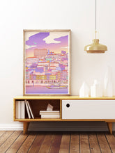 Load image into Gallery viewer, Ribeira Illustration Art