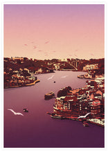 Load image into Gallery viewer, Arrabida Brown Porto City Illustration