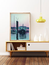 Load image into Gallery viewer, Foz Abstract Porto River View Landscape Art