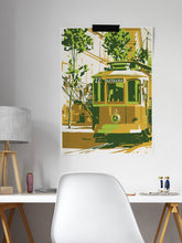 Load image into Gallery viewer, Tram Porto City Scene
