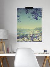 Load image into Gallery viewer, Virtudes Illustration Print in a gorgeous studio