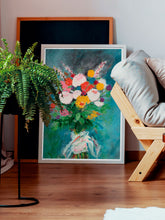 Load image into Gallery viewer, Spring Bouquet Painting Print