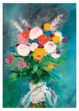 Load image into Gallery viewer, Spring Bouquet Wall Art