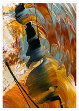 Load image into Gallery viewer, The Play Abstract Art Print