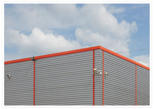Load image into Gallery viewer, Trafford Industrial Park Building Wall Art