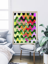 Load image into Gallery viewer, Tropicalia 2 Tropical Palm Poster Print