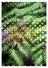 Load image into Gallery viewer, Tropicalia 3 Palm Leaves Art Print