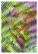 Load image into Gallery viewer, Tropicalia 7 Tropical Leaves Art Print