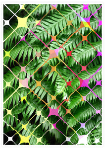 Tropicalia 8 Palm Art Print Poster
