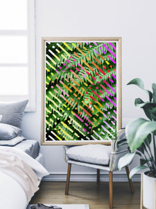 Tropicalia 10 beautiful art print