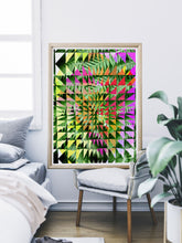 Load image into Gallery viewer, Tropicalia 11 Botanical Abstract Art