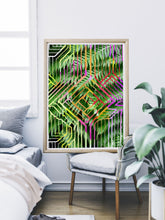 Load image into Gallery viewer, Tropicalia 12 Abstract Design