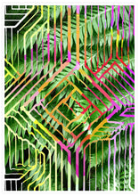 Load image into Gallery viewer, Tropicalia 12 Abstract Poster