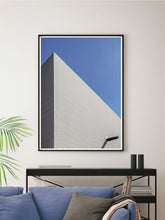 Load image into Gallery viewer, Uni Campus Abstract Photography Print in a modern room