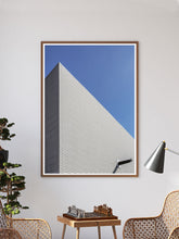 Load image into Gallery viewer, Uni Campus Abstract Photography Print In a Traditional Room