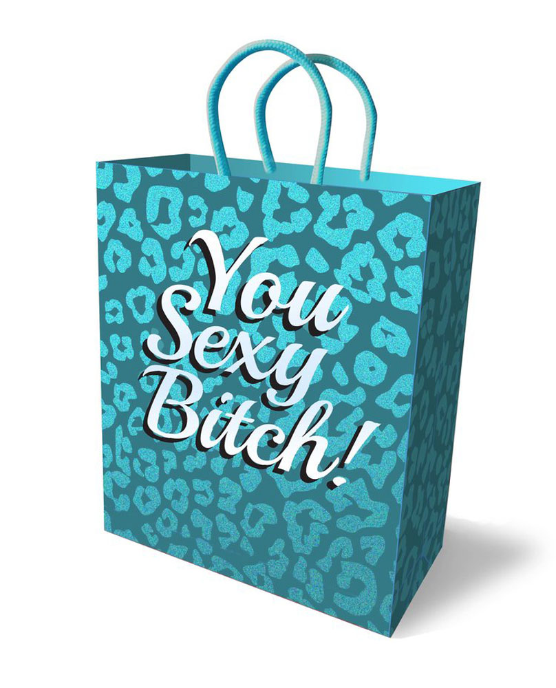 You Sexy Bitch Gift Bag-Luvviu