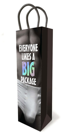 Everyone Likes a Big Package Gift Bag-Luvviu